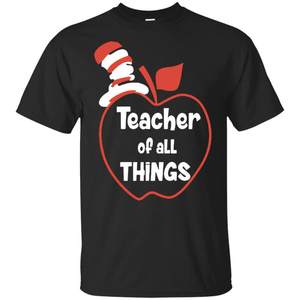 Teacher Of All Things Ultra Cotton Shirt
