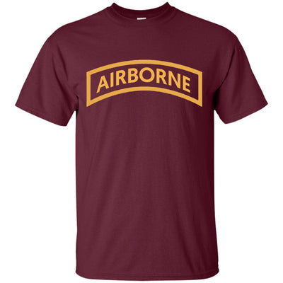 Airborne Paratrooper Ultra Cotton T-Shirt - designfullprint