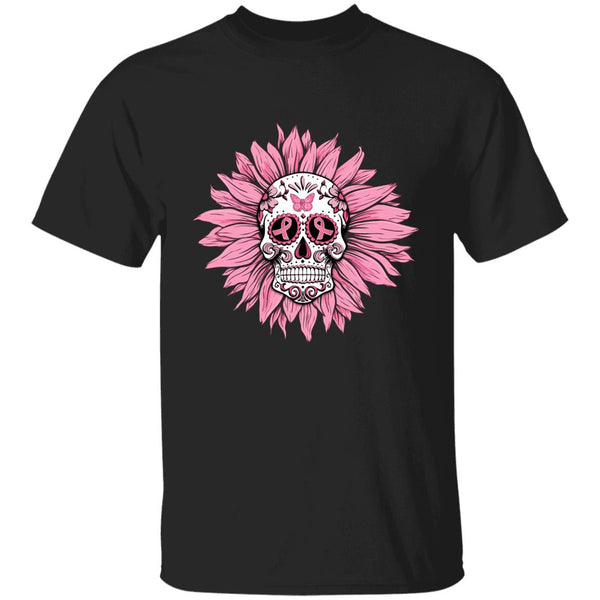 Pink Sugar Skull Ultra Cotton Shirt