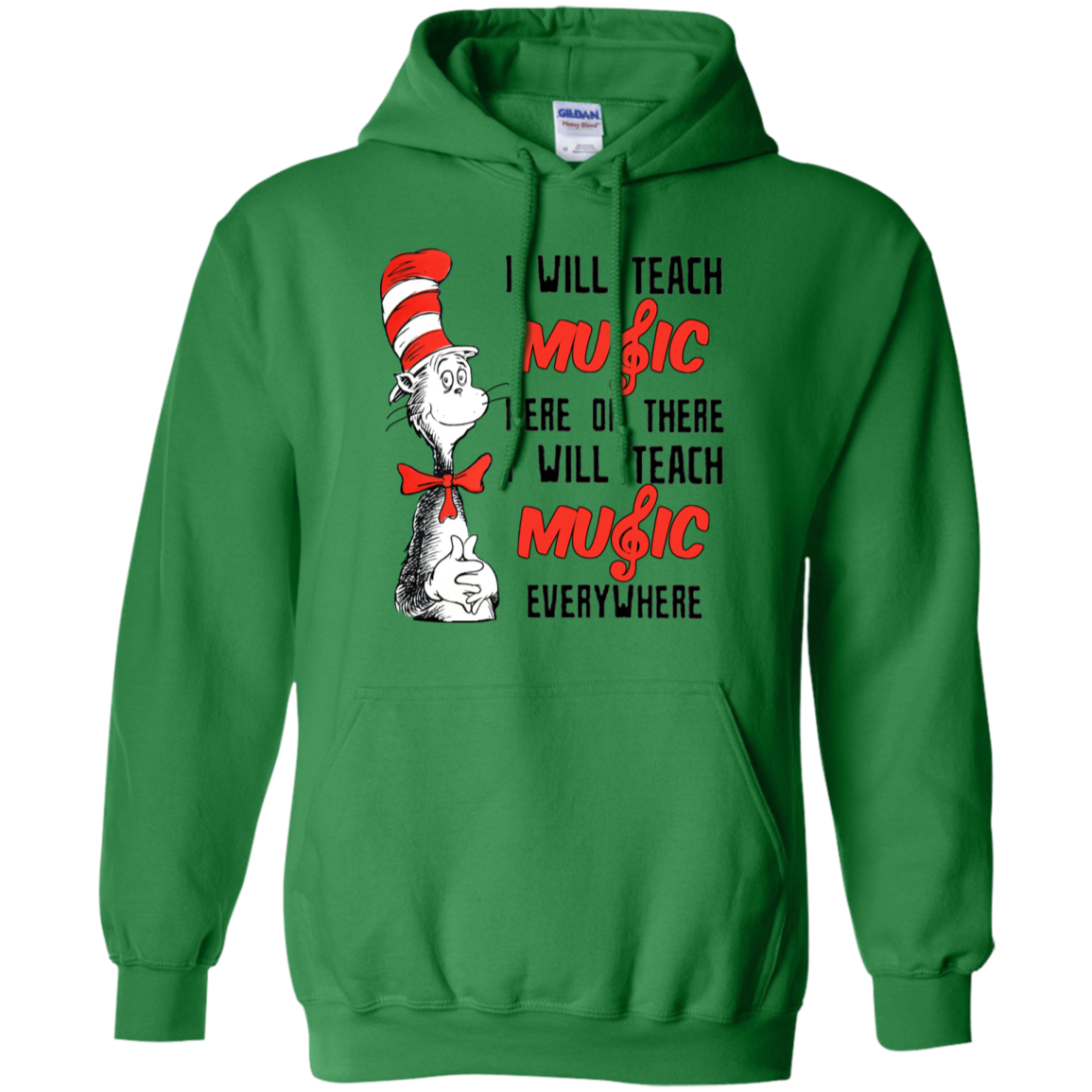 I Will Teach Music Here and There Teacher Ultra Cotton Shirt