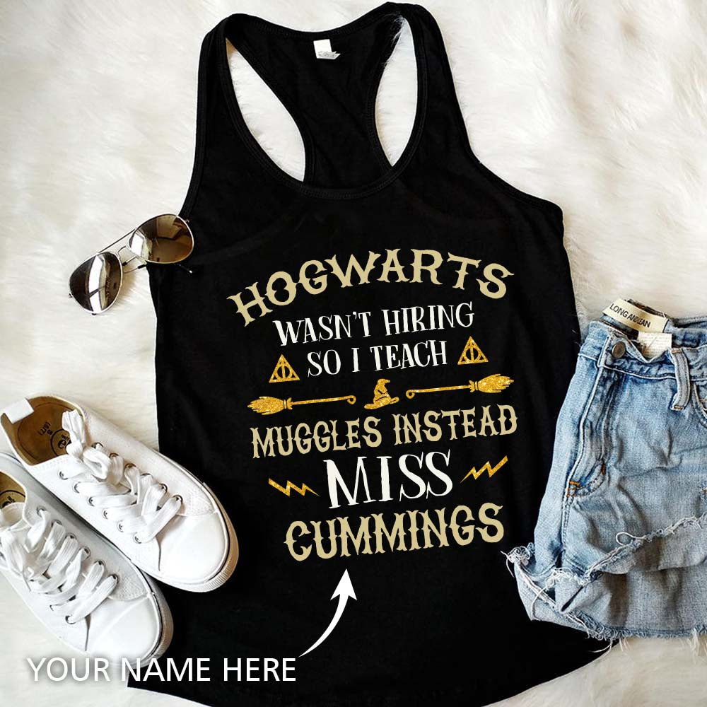 Personalized Hogwart Ultra Cotton Shirt