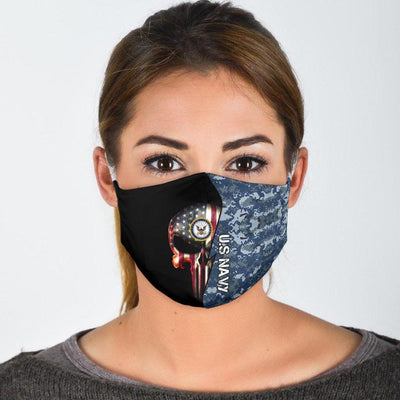 Navy Mask 3-pack