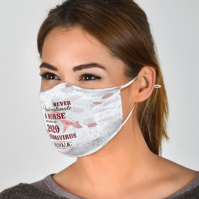 Nurse DS2 Mask 3-pack