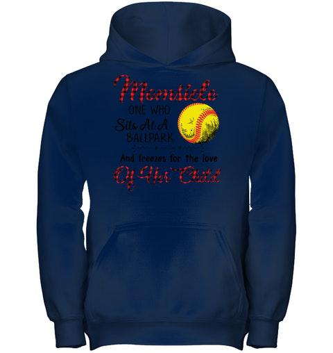 Momsicle One Who Sits At A BallPark  Ultra Cotton T-Shirt