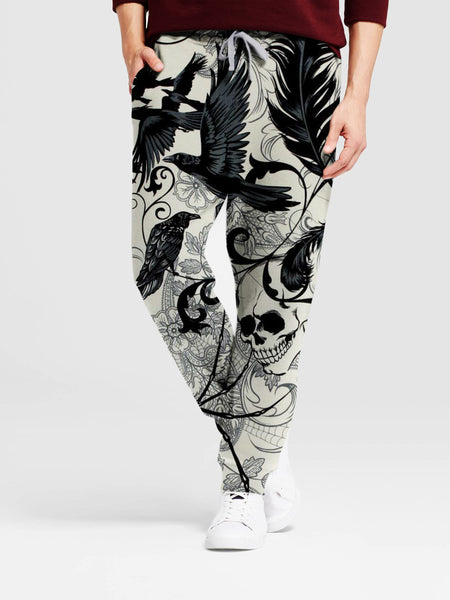 Skull Art 3D Pants 05 - designfullprint