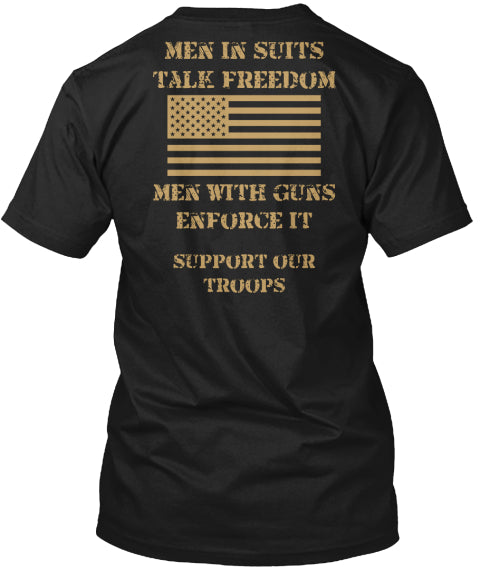 Support Our Troops Shirt Ultra Cotton Shirt
