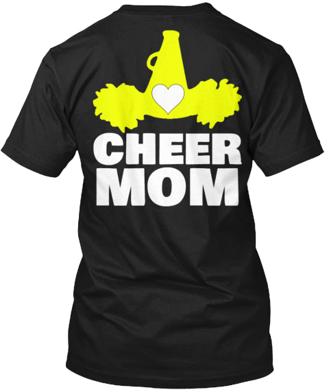 Cheer Mom T Shirts Ultra Cotton Shirt