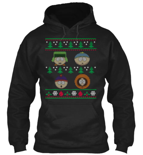 South Park Christmas Sweater Ultra Cotton Shirt