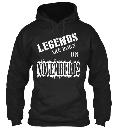 Legends Are Born In November Ultra Cotton Shirt