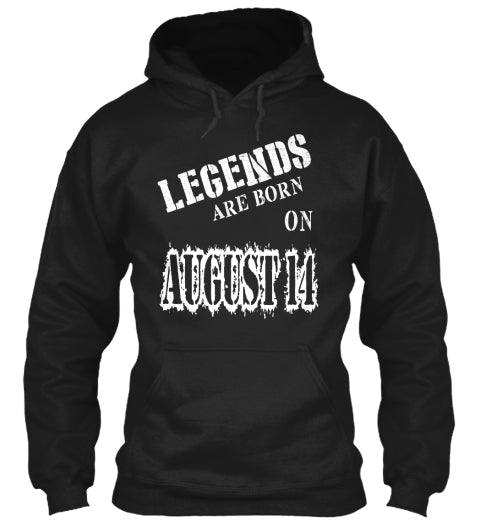 Legends Are Born In August Ultra Cotton Shirt