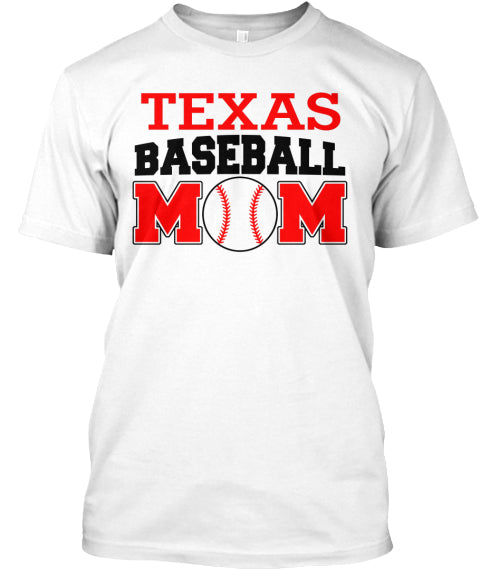 Baseball T Shirts For Mom Ultra Cotton Shirt
