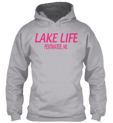 Lake Life T Shirts Ultra Cotton Shirt