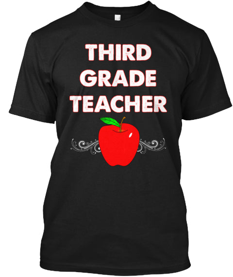 3rd Grade Teacher Shirts Ultra Cotton Shirt