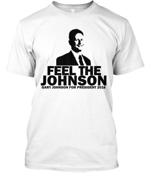 Gary Johnson T Shirt Ultra Cotton Shirt