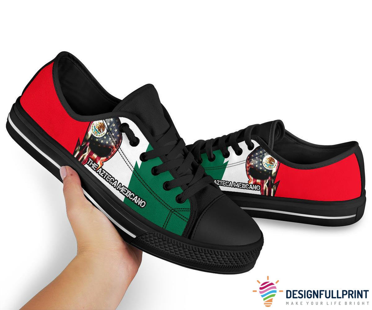 Mexican Skull Shoes