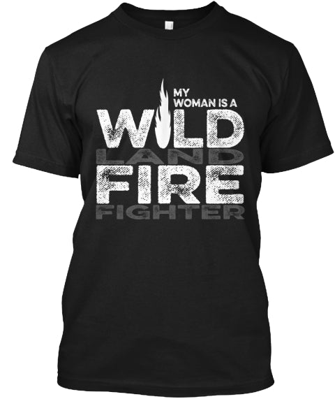 Wildland Firefighter T Shirts Ultra Cotton Shirt