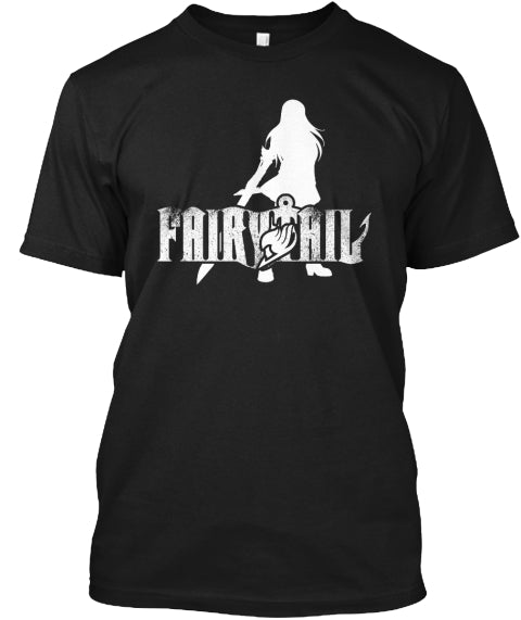Fairy Tail T Shirt Ultra Cotton Shirt