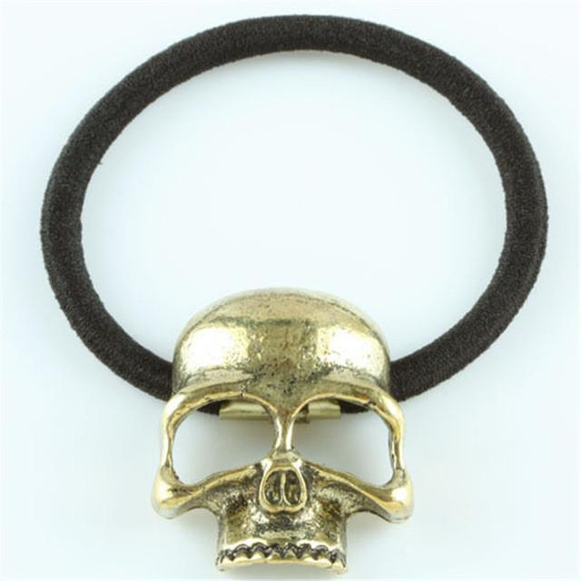 Skull Hair Ties - designfullprint