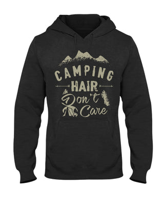 Camping Hair Don't Care Ultra Cotton Shirt
