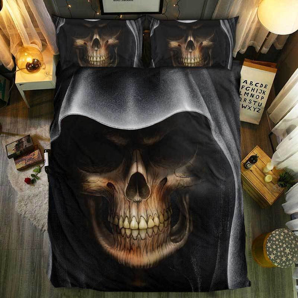Special Skull Bedding Set Collection #24