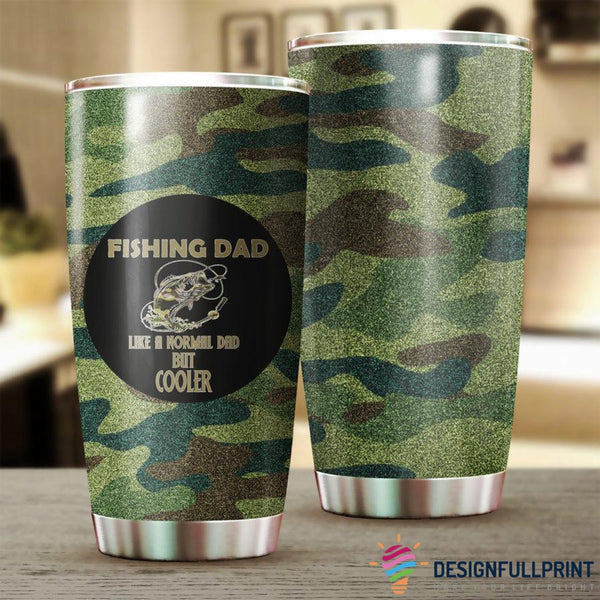 Fishing Dad Tumbler