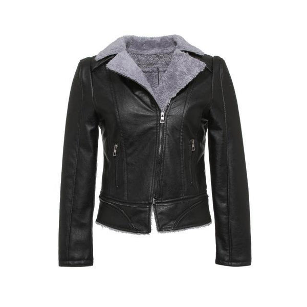 Women's Leather Jacket