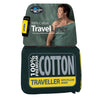 Sea to Summit Cotton Travel Liner (Pacific)