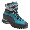 Garmont Tower LX GTX Womens mountaineering boot in black and blue colours