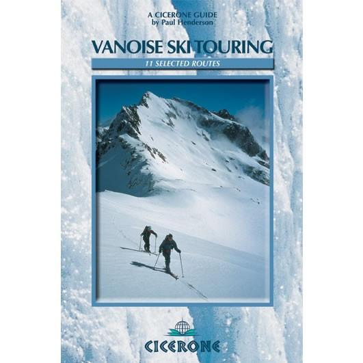 Vanoise Ski Touring guidebook, front cover