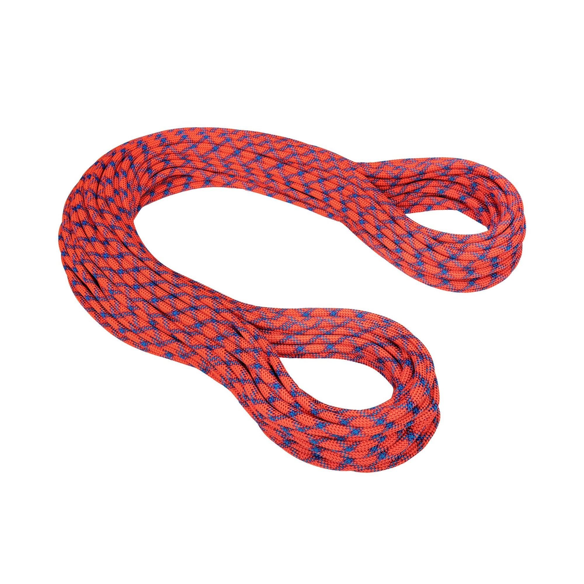Mammut 9.8mm Eternity 60m PROTECT in Orange and Violet