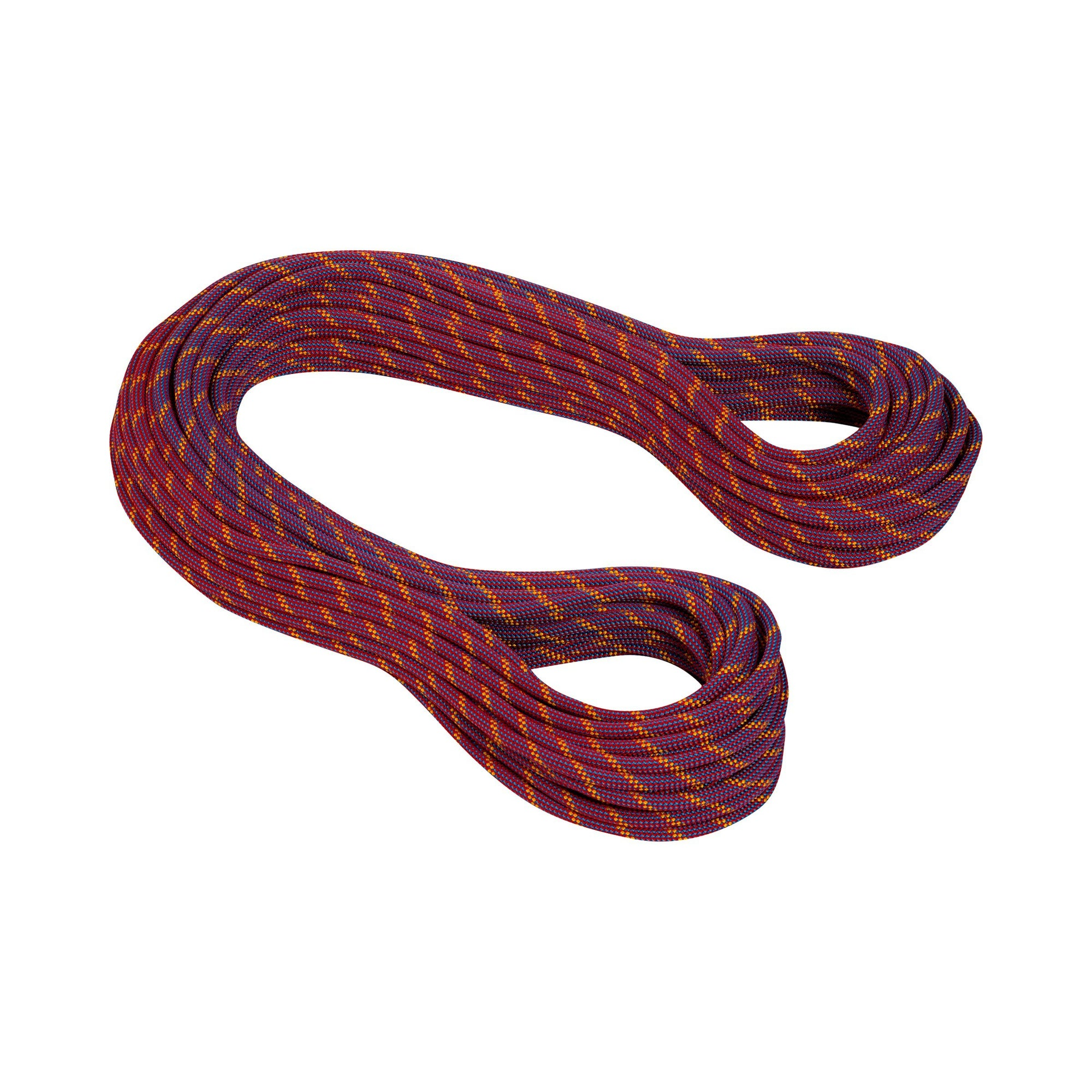 Mammut Genesis Dry 8.5mm x 50m climbing ropes PURPLE/RED colour