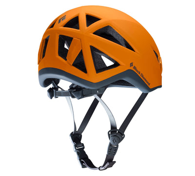 Black Diamond Vector helmet, rear/side view view
