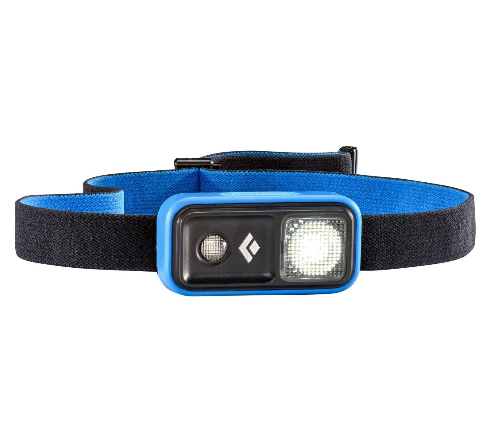 Black Diamond Ion head torch, in blue and black colours