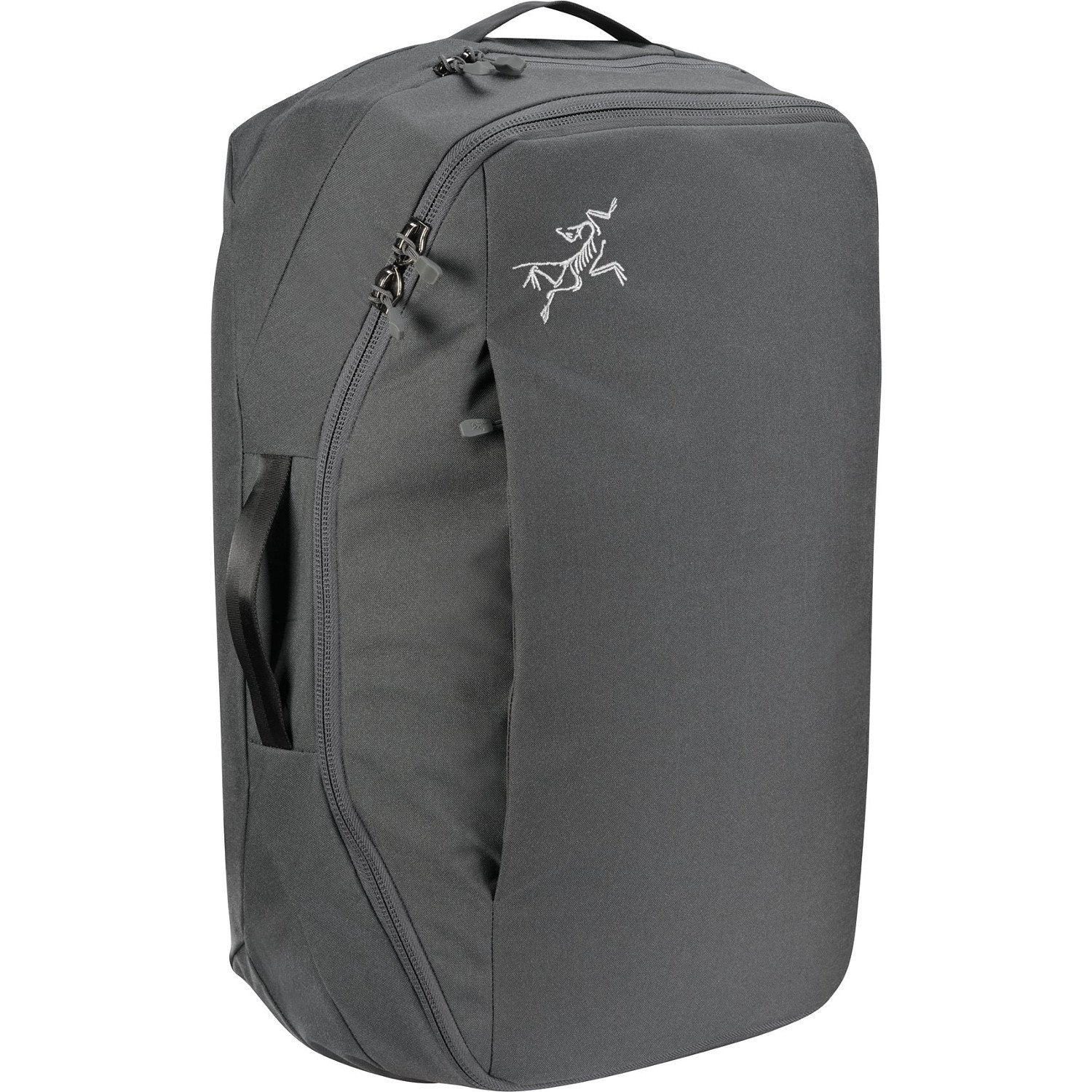 ArcTeryx Covert Case Carry On, in dark grey colour fully closed