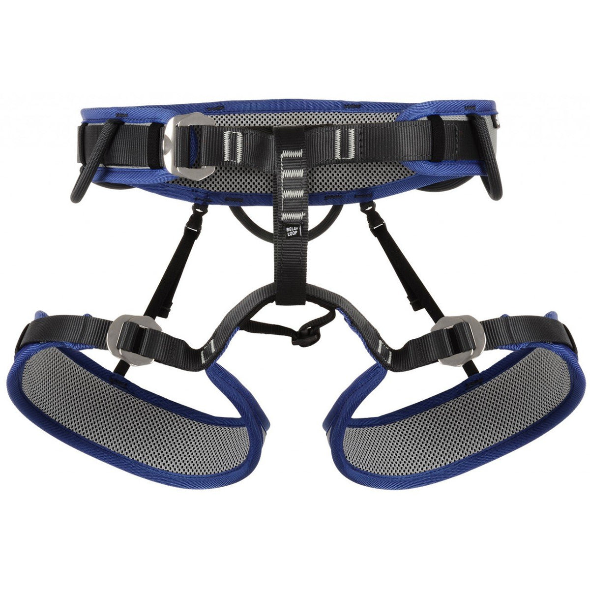 DMM Viper 2 Harness in grey and blue colours