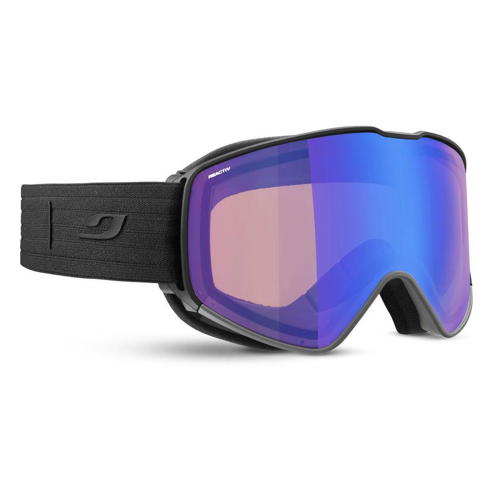 Julbo Cyrius Reactiv Performance Cat 1-3 Goggles (Black/Blue)