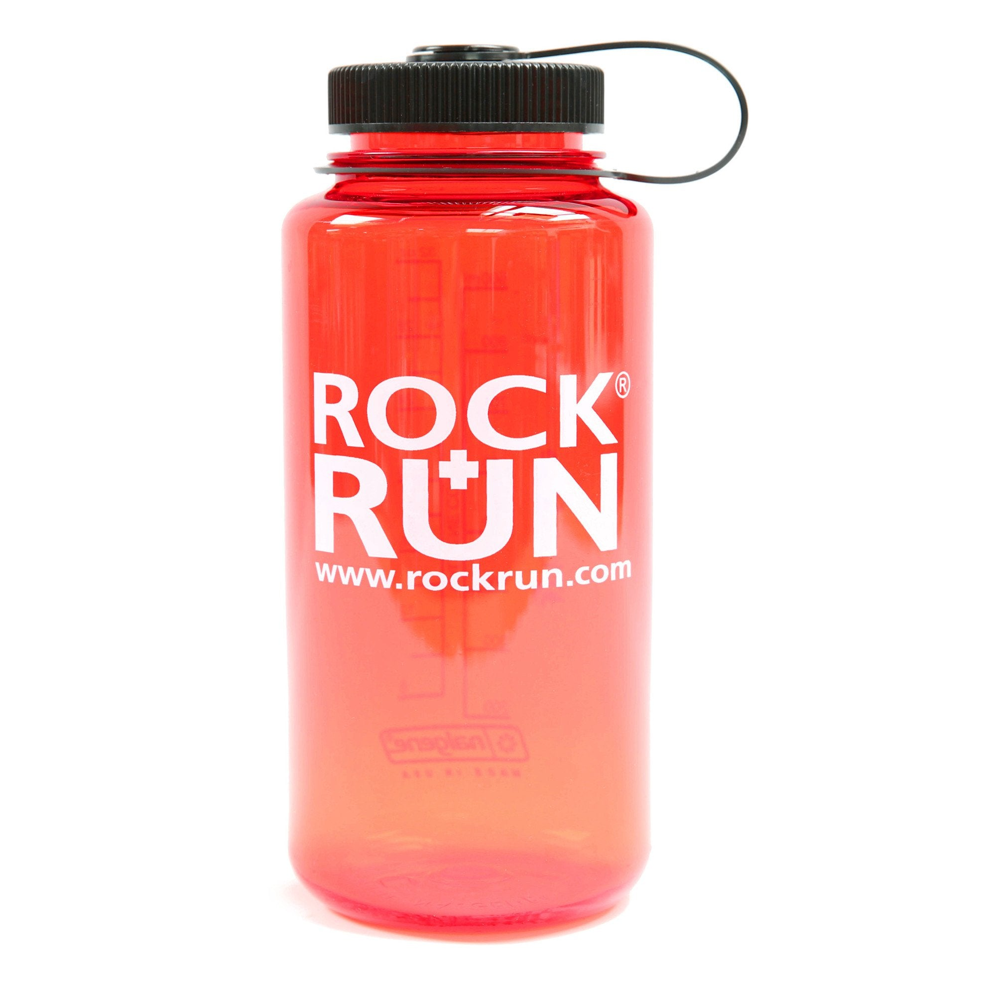 R+R Nalgene Wide Mouth 1 Litre (Red)