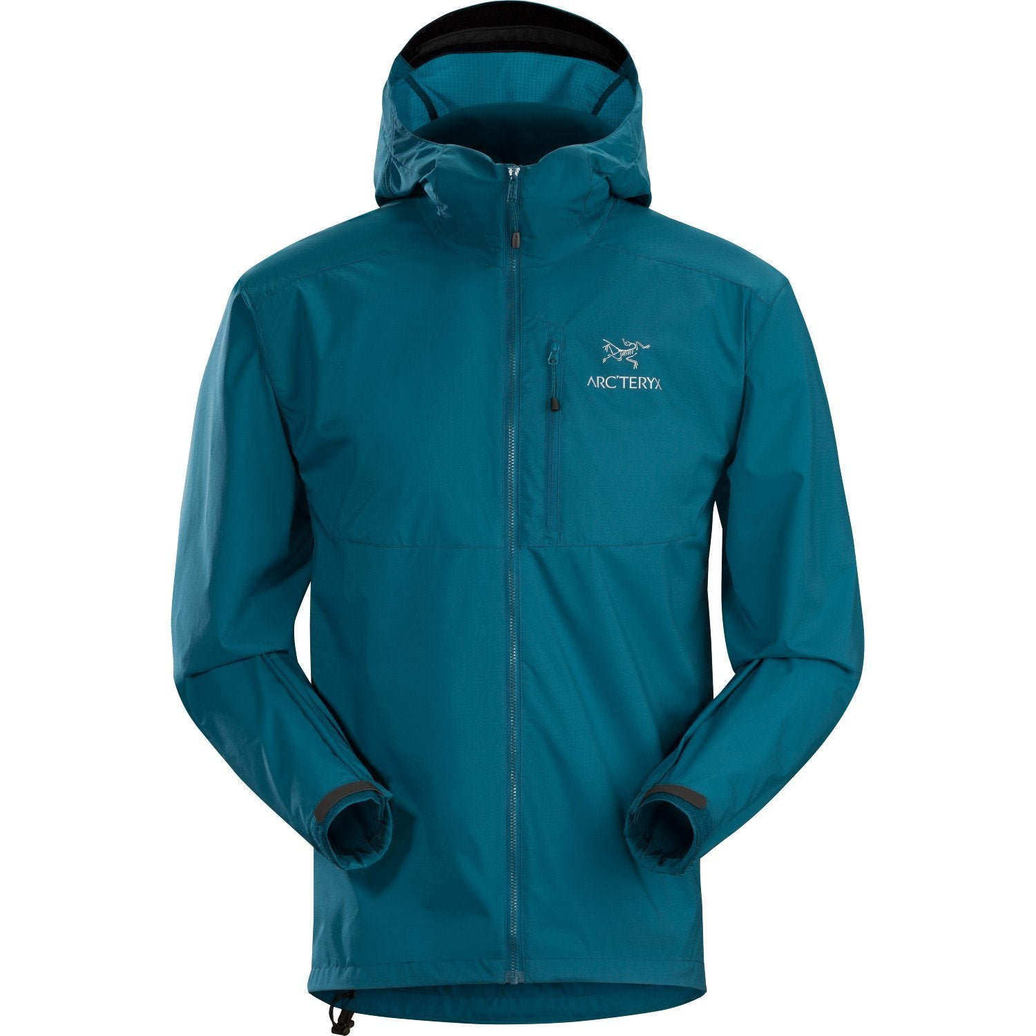 ArcTeryx Squamish Hoody in Lagoon Blue
