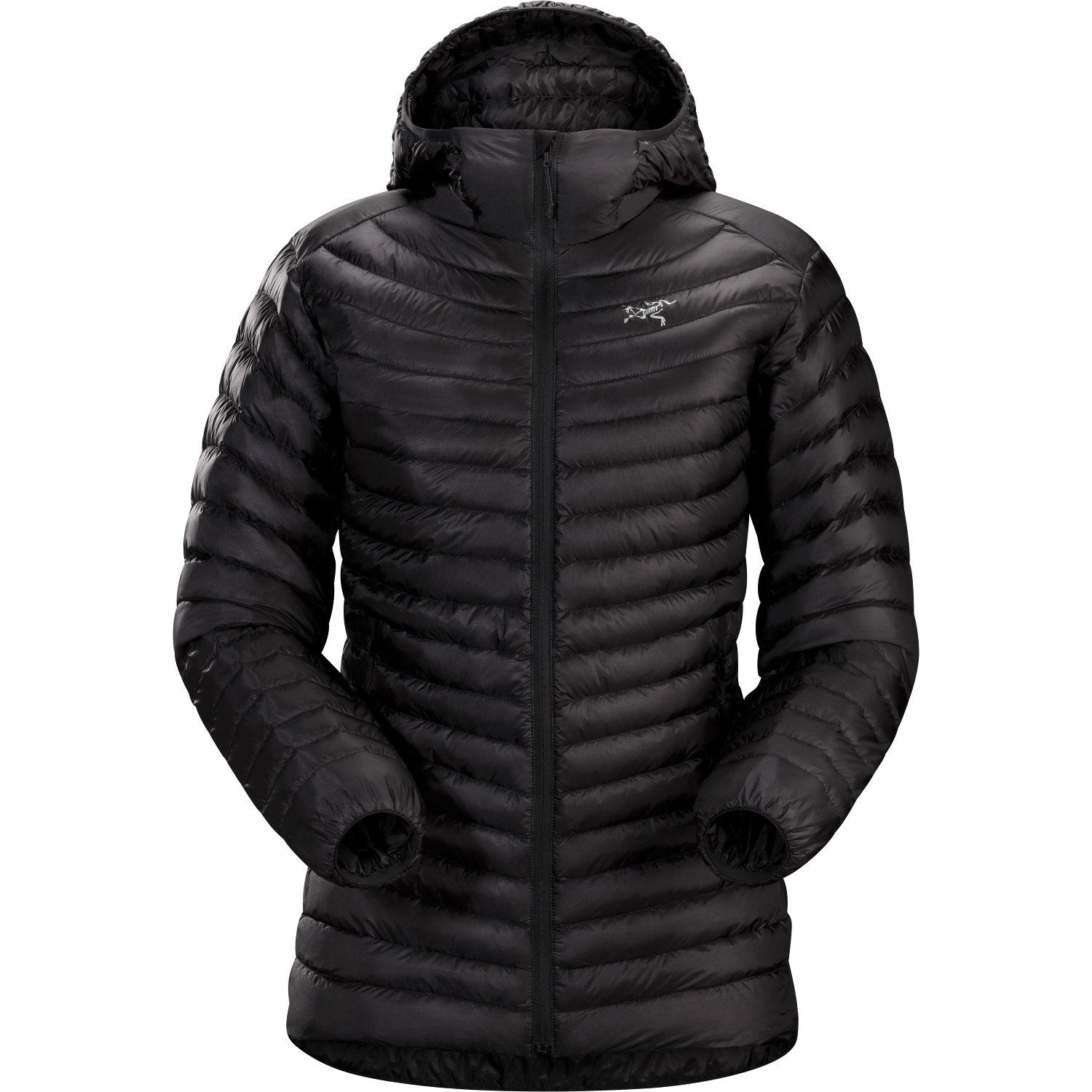 ArcTeryx Cerium SL Hoody Women's in Black