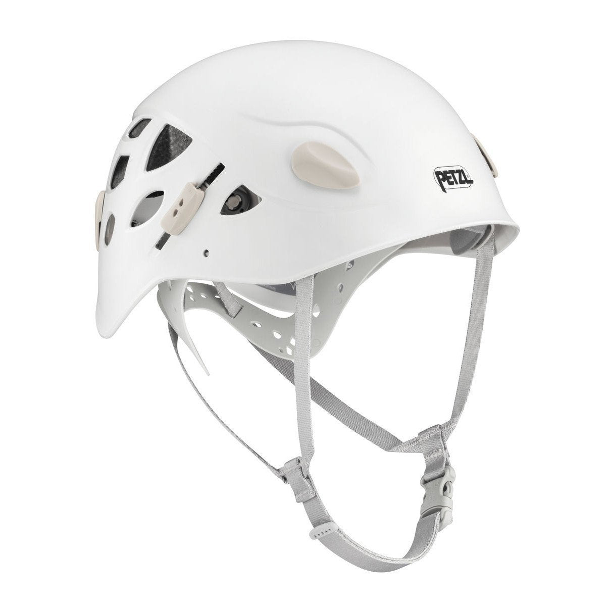 Petzl Elia climbing helmet in White colour