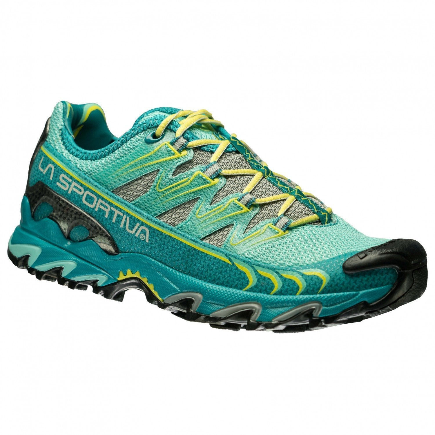 La Sportiva Ultra Raptor Womens- Emerald/Mint