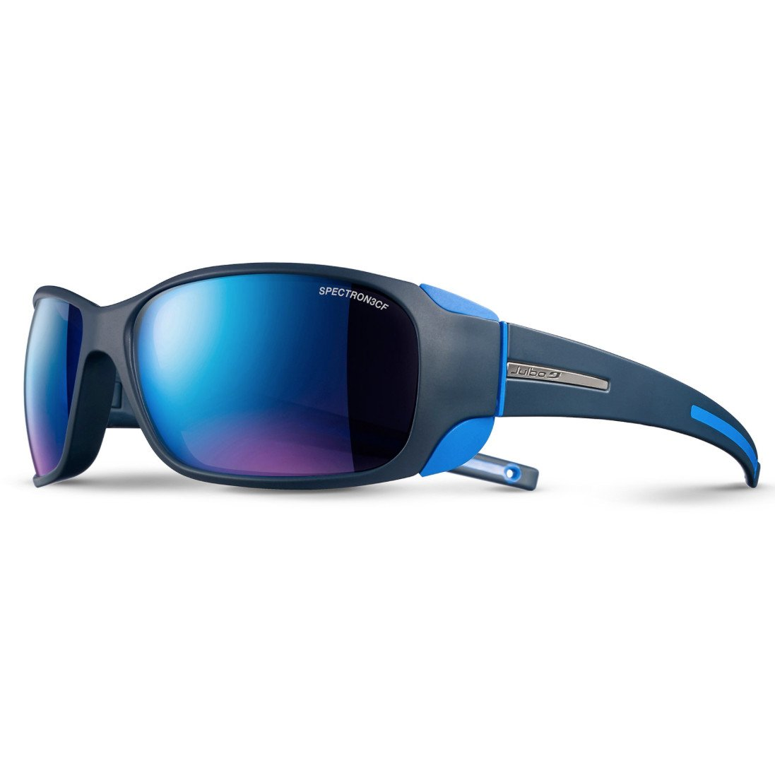Julbo Montebianco Sprectron 3CF, in Dark Blue colour shown front/side on