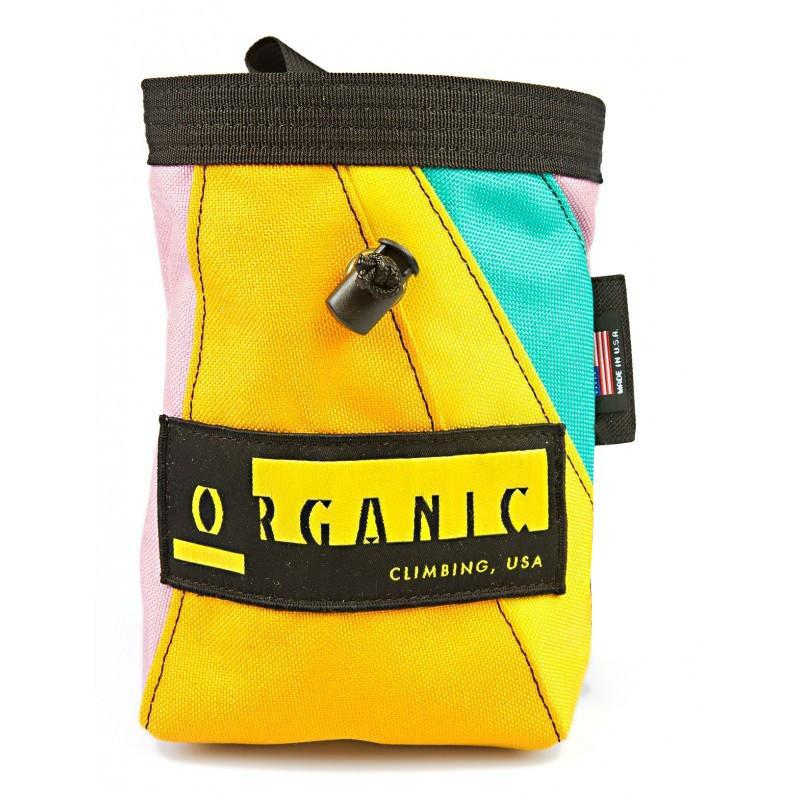 Organic Large climbing Chalk Bag