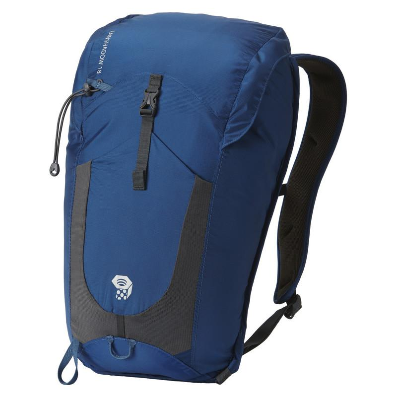 Mountain Hardwear Rainshadow 18 OutDry rucksack, in blue colour