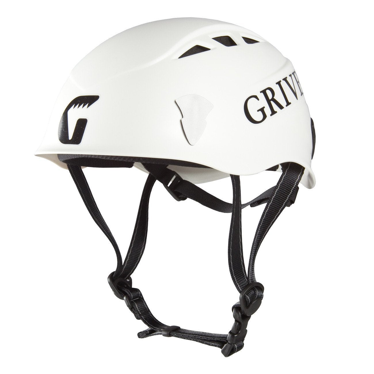 Grivel Salamander climbing helmet, in White colours