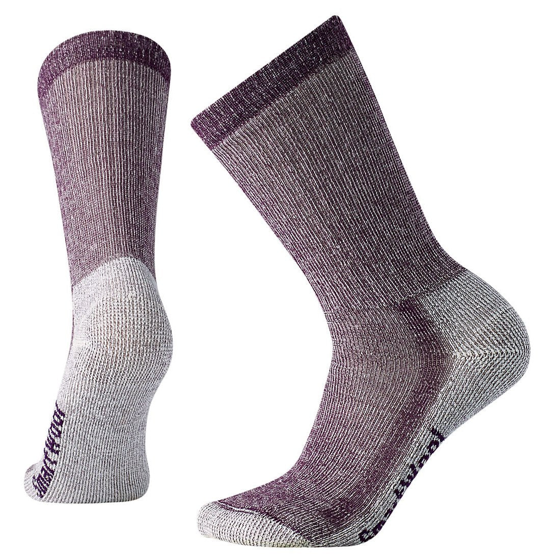 Smartwool Womens Hike Medium Crew (Dark Cassis)