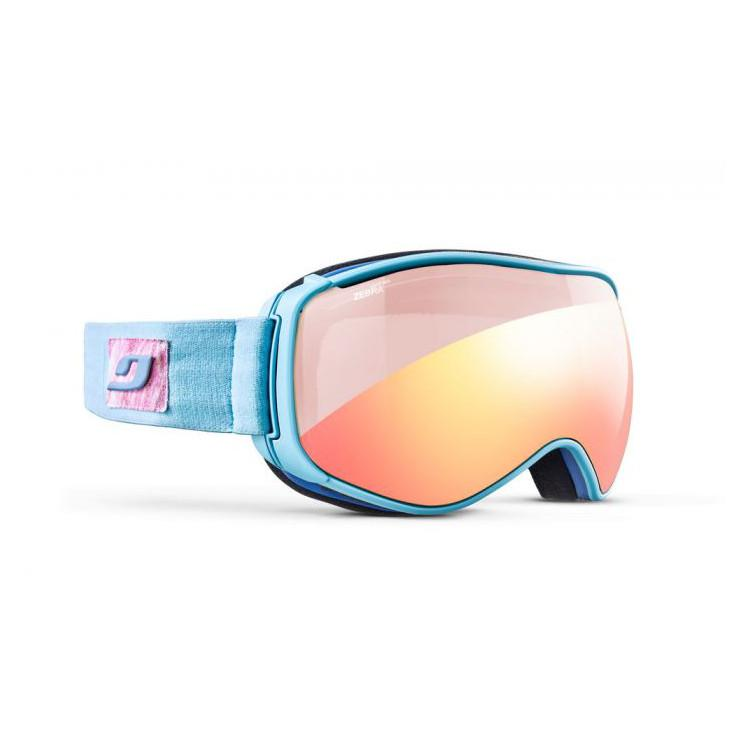 Julbo Starwind Zebra Light Red Cat 1-3 Goggles (Blue/Pink)