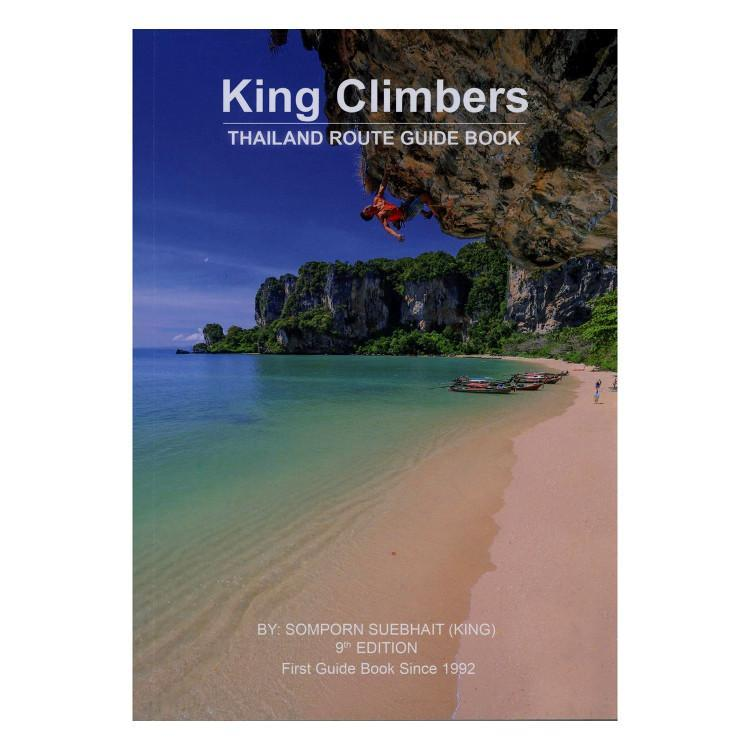Thailand Routes Climbing Guide