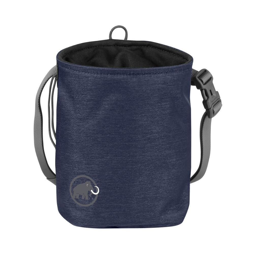 Mammut Togir climbing Chalk Bag, in blue