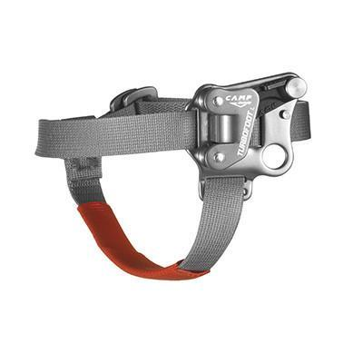 Camp Turbo Foot ascender in grey and red colours
